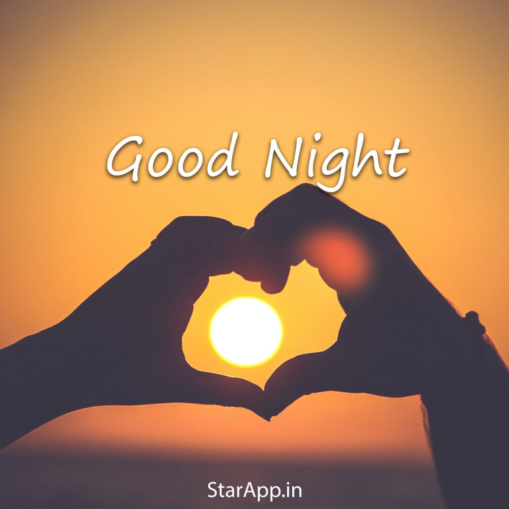 Sweet Good Night Love Messages for Her & Him True Love Words