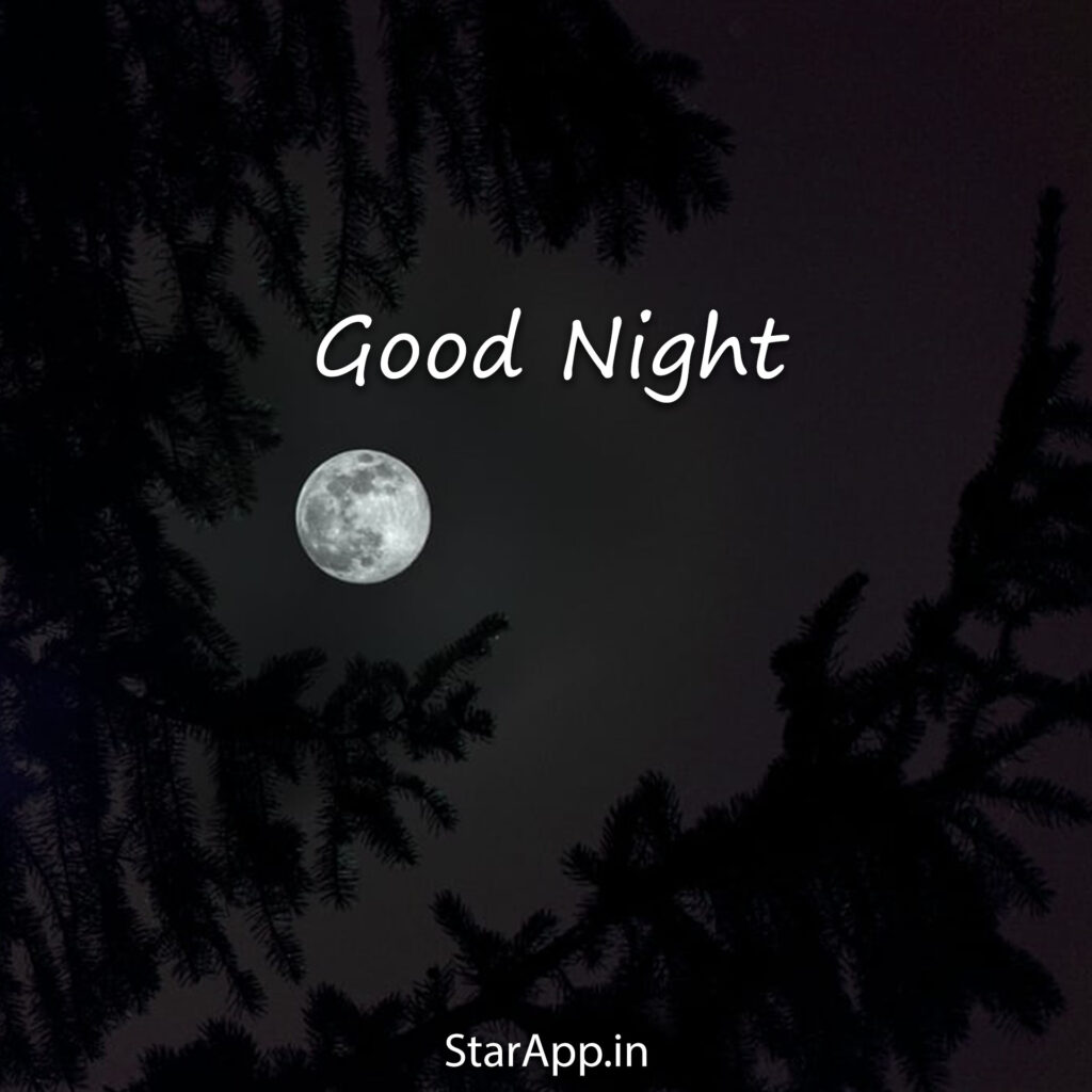 Good night images with MOON Good night image Beautiful good night messages Beautiful good night