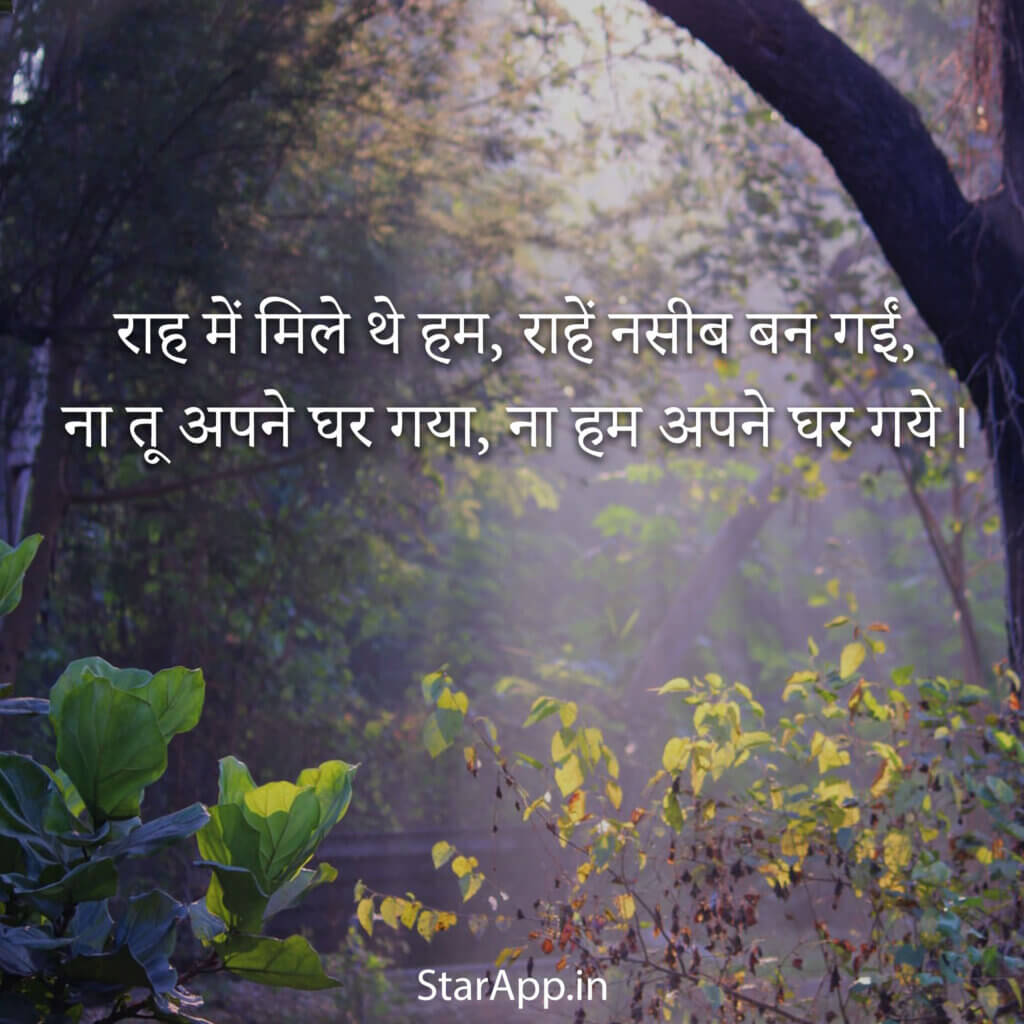 न्यू हिन्दी रोमांटिक लव शायरी न्यू लव स्टेटस शायरी new hindi shayari love romantic