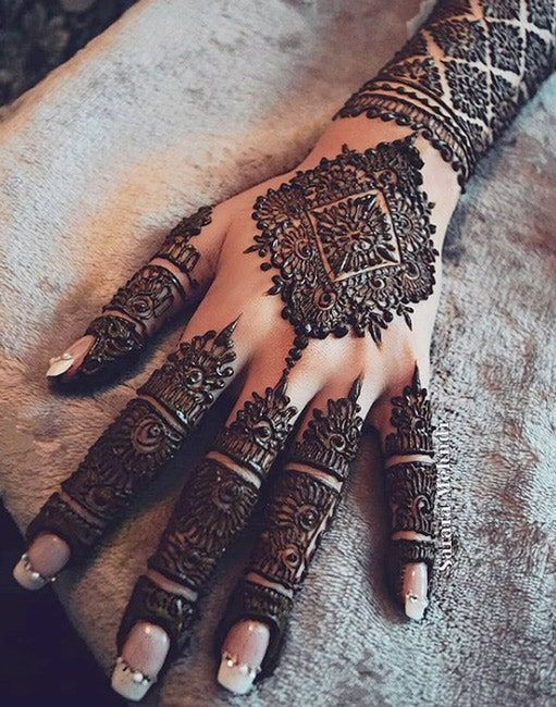 Diwali mehendi designs Diwali mehendi designs Beautiful henna patterns to add colour to your festival