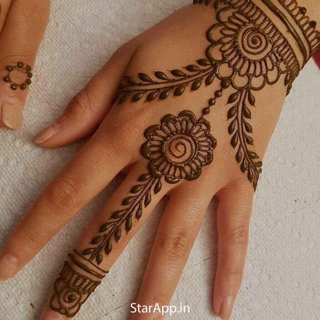 New mehndi design Mehndi design easy mehndi designs henna designs rabi art world in New mehndi designs Mehndi simple Mehndi designs
